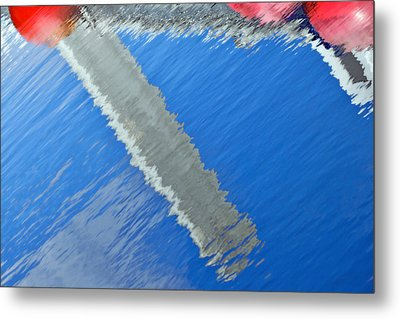 Metal Print featuring the photograph Floridian Abstract by Keith Armstrong
