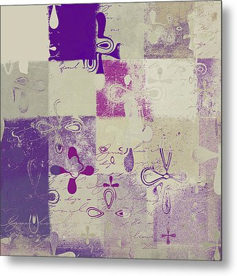 Florus Pokus 02d Metal Print by Variance Collections