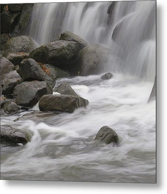 Metal Print featuring the photograph Flow by Nikki McInnes