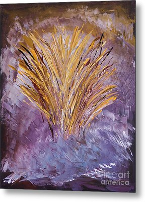 Flowering Nebula Metal Print
