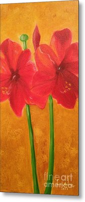 Flowers Metal Print by Brindha Naveen