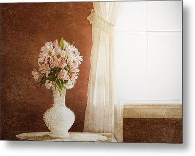 Flowers For Mom Metal Print