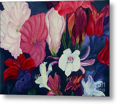 Flowers For Mother Metal Print