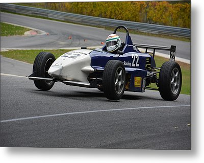 Flying Formula Metal Print by Mike Martin