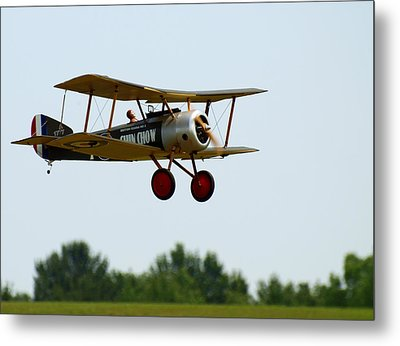 Flying Rc Metal Print by Thomas Young