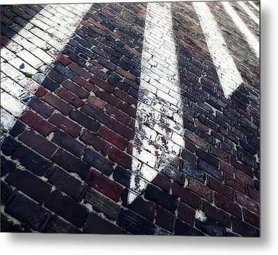 Follow Me - Abstract Photography By Sharon Cummings Metal Print by Sharon Cummings