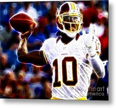 Football - Rg3 - Robert Griffin IIi Metal Print