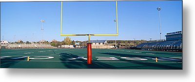 Football Stadium, Jersey City, New Metal Print by Panoramic Images