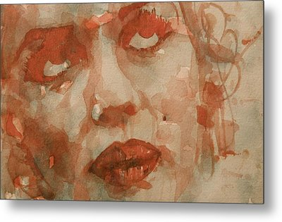 For You The Sun Will Be Shining Metal Print by Paul Lovering