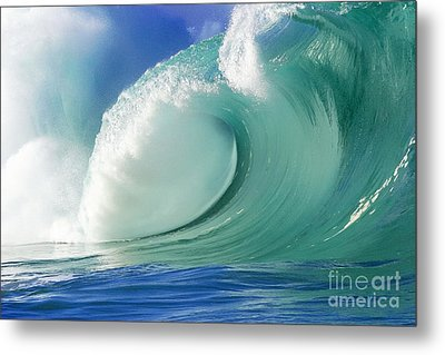 Force Of Nature Metal Print