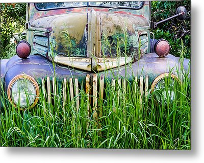Ford Field Of Dreams Metal Print