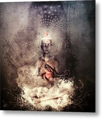 Forever Can Be Metal Print by Cameron Gray