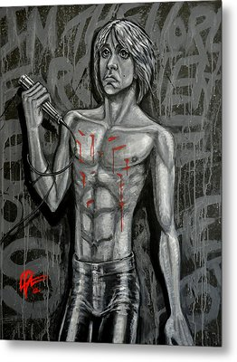 Forgotten Boy Metal Print by Lance Vaughn