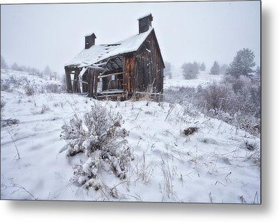 Forgotten In Time Metal Print by Darren  White
