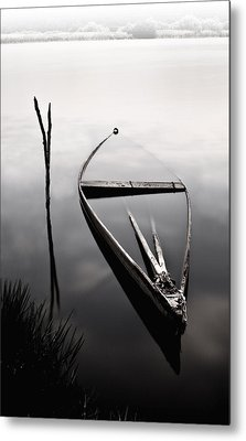 Forgotten In Time Metal Print by Jorge Maia