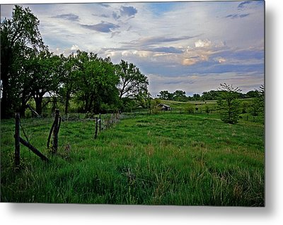 Metal Print featuring the photograph Forgotten But Not Gone by Shirley Heier