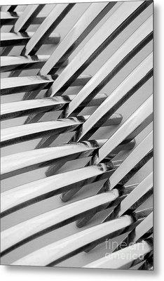 Forks I Metal Print by Natalie Kinnear