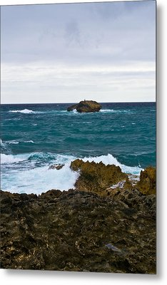 Forlorn Rock Metal Print by Matt Radcliffe