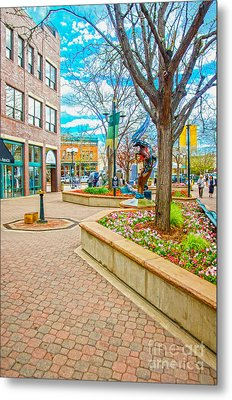 Fort Collins 3 Metal Print by Baywest Imaging