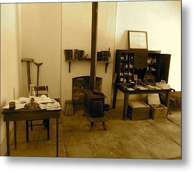 Fort Delaware General Office Metal Print