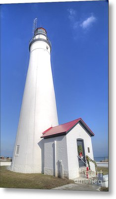 Fort Gratiot Lighthouse Metal Print by Twenty Two North Photography
