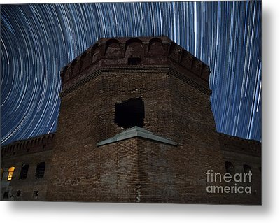 Metal Print featuring the photograph Fort Jefferson Nights by Keith Kapple