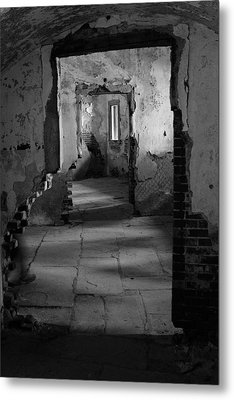 Fort Warren Metal Print