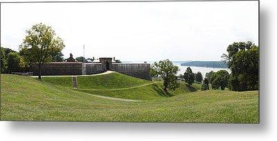 Fort Washington Park - 12124 Metal Print by DC Photographer