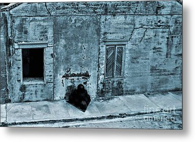 Fort Zachary Taylor Metal Print by Claudette Bujold-Poirier