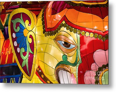 Fortune Metal Print by Tim Gainey