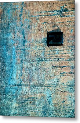 Foundation Eight Metal Print by Bob Orsillo