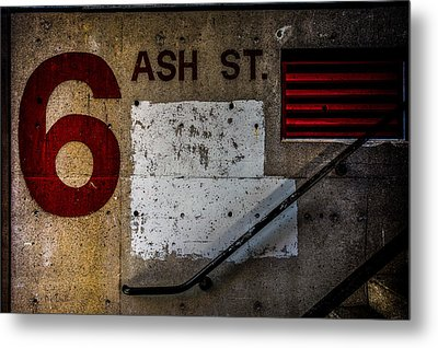 Foundation Number Nineteen Metal Print by Bob Orsillo
