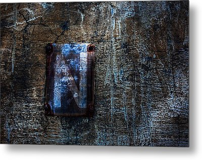 Foundation Number Sixteen North Metal Print by Bob Orsillo
