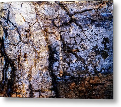 Foundation One Metal Print by Bob Orsillo