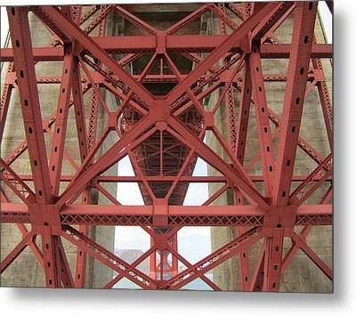 Foundations Metal Print
