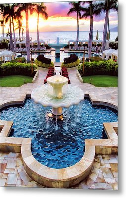Four Seasons 50 Metal Print
