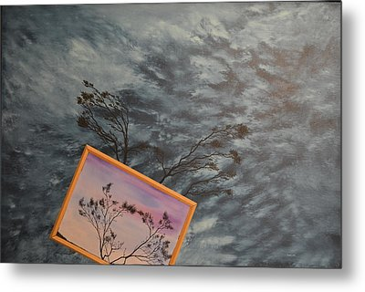 Four Winds Of Change Metal Print