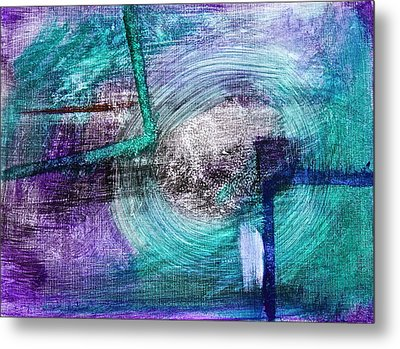 Frame Of Mind Metal Print by Tracey Myers