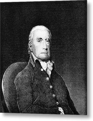 Francis Lewis (1713-1803) Metal Print by Granger