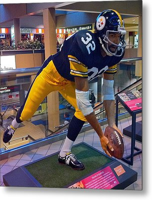 Franco's Immaculate Reception Metal Print