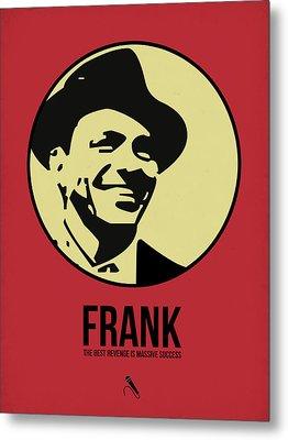 Frank Poster 2 Metal Print