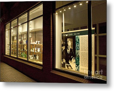 Frederick Carter Storefront 1 Metal Print by Tom Doud