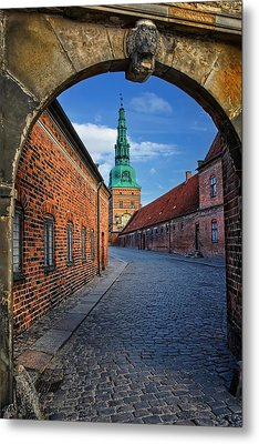 Frederiksborg Castle Hillerod Denmark Metal Print