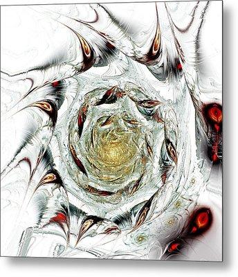 Free Association Metal Print by Anastasiya Malakhova