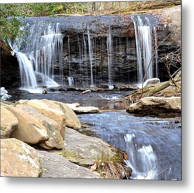 Fresh Flow  Metal Print