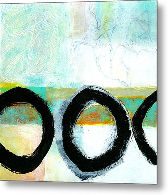 Fresh Paint #4 Metal Print by Jane Davies