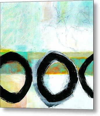 Fresh Paint #4 Metal Print by Jane Davies