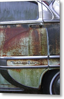 Fresh Prints On Bel Air Metal Print by Guy Ricketts