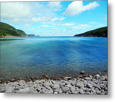Metal Print featuring the photograph Freshwater Bay by Zinvolle Art