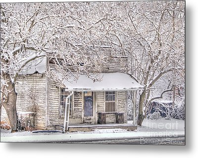 Freshwater Grocery Metal Print by Benanne Stiens